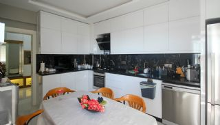 Luxury Renovated Flat Facing Four Fronts in Antalya, Interior Photos-4