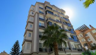 Ready to Move 3+1 Apartment with Natural Gas in Lara Antalya, Antalya / Lara - video