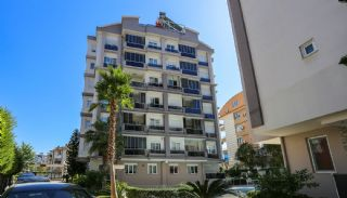 Ready to Move 3+1 Apartment with Natural Gas in Lara Antalya, Antalya / Lara