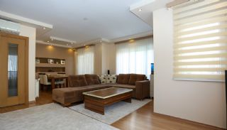Ready to Move 3+1 Apartment with Natural Gas in Lara Antalya, Interior Photos-1