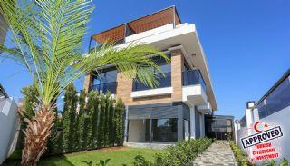 Lara'da Plajlara Yürüyüş Mesafesinde Lüks İkiz Villalar, Antalya / Lara
