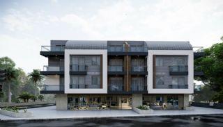 Nagelneue Wohnungen in Strandnähe in Konyaaltı Antalya, Antalya / Konyaalti - video
