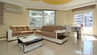 Voll möblierte Wohnung in einem gepflegten Komplex in Konyaaltı, Foto's Innenbereich-1