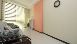 Voll möblierte Wohnung in einem gepflegten Komplex in Konyaaltı, Foto's Innenbereich-10