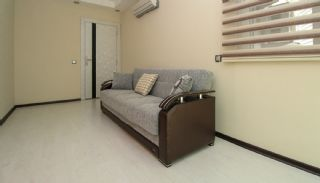 Fully Furnished Flat in a Well-Kept Complex in Konyaaltı, Interior Photos-12