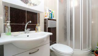 Voll möblierte Wohnung in einem gepflegten Komplex in Konyaaltı, Foto's Innenbereich-13