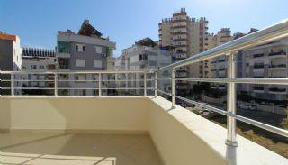 Voll möblierte Wohnung in einem gepflegten Komplex in Konyaaltı, Foto's Innenbereich-17