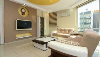 Voll möblierte Wohnung in einem gepflegten Komplex in Konyaaltı, Foto's Innenbereich-2