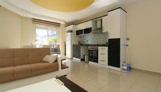 Voll möblierte Wohnung in einem gepflegten Komplex in Konyaaltı, Foto's Innenbereich-4