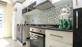 Voll möblierte Wohnung in einem gepflegten Komplex in Konyaaltı, Foto's Innenbereich-5