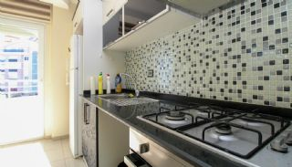 Fully Furnished Flat in a Well-Kept Complex in Konyaaltı, Interior Photos-6
