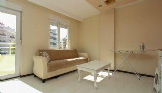 Voll möblierte Wohnung in einem gepflegten Komplex in Konyaaltı, Foto's Innenbereich-7