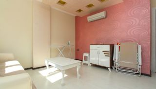 Voll möblierte Wohnung in einem gepflegten Komplex in Konyaaltı, Foto's Innenbereich-8