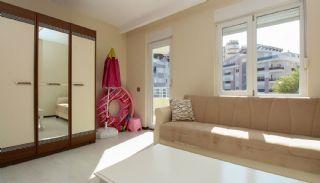 Voll möblierte Wohnung in einem gepflegten Komplex in Konyaaltı, Foto's Innenbereich-9
