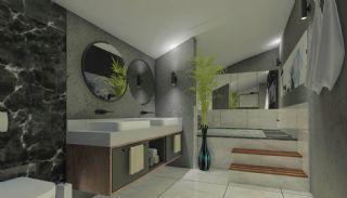 Lara'da Yatırımlık Mükemmel Konumda Tripleks İkiz Villalar, İç Fotoğraflar-17