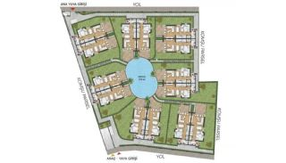 Investment Villas Close to Airport and Beaches in Lara, Property Plans-1