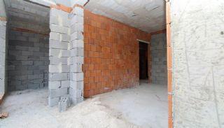 Nagelneue Wohnungen in der Nähe von Annehmlichkeiten in Kepez, Foto's Bau-10