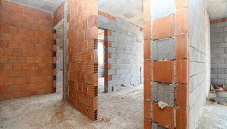 Nagelneue Wohnungen in der Nähe von Annehmlichkeiten in Kepez, Foto's Bau-12