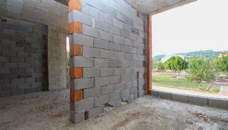 Nagelneue Wohnungen in der Nähe von Annehmlichkeiten in Kepez, Foto's Bau-13