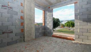 Nagelneue Wohnungen in der Nähe von Annehmlichkeiten in Kepez, Foto's Bau-14