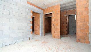 Nagelneue Wohnungen in der Nähe von Annehmlichkeiten in Kepez, Foto's Bau-15