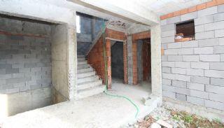 Nagelneue Wohnungen in der Nähe von Annehmlichkeiten in Kepez, Foto's Bau-6