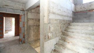 Nagelneue Wohnungen in der Nähe von Annehmlichkeiten in Kepez, Foto's Bau-7