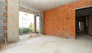 Nagelneue Wohnungen in der Nähe von Annehmlichkeiten in Kepez, Foto's Bau-9