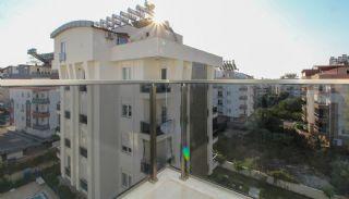 Renovated Duplex Flat with a Separate Kitchen in Konyaaltı, Interior Photos-12