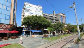 Appartement Bien Situé Vue Mer et Vieille Ville à Antalya, Antalya / Centre
