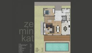 Luxurious Detached Villas with Private Pool in Konyaaltı, Property Plans-2