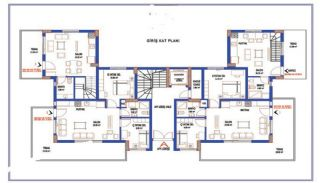 Stylish Designed Ready Property in Antalya Turkey, Property Plans-1