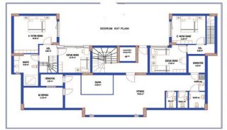 Stylish Designed Ready Property in Antalya Turkey, Property Plans-2