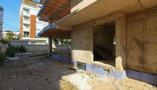Brand New Properties Close to Social Amenities in Konyaaltı, Construction Photos-11