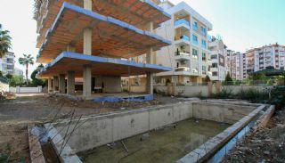 Brand New Properties Close to Social Amenities in Konyaaltı, Construction Photos-4