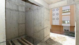 Konyaaltı Hurma'da Sosyal Olanaklara Yakın Sıfır Daireler, İnşaat Fotoğrafları-9