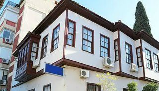 Authentically Restored and Furnished Mansion in Kaleiçi, Antalya / Kaleici