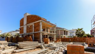 Ultra Luxurious Villas with Private Pool and Garden in Lara, Construction Photos-2