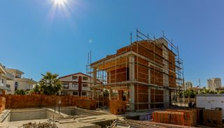 Ultra Luxurious Villas with Private Pool and Garden in Lara, Construction Photos-4