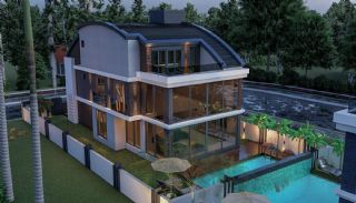Ultra Luxurious Villas with Private Pool and Garden in Lara, Antalya / Lara