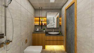 Prisvärda lägenheter nära Antalyas flygplats i Kepez, Interiör bilder-12