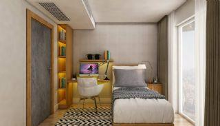 Prisvärda lägenheter nära Antalyas flygplats i Kepez, Interiör bilder-13