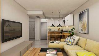 Prisvärda lägenheter nära Antalyas flygplats i Kepez, Interiör bilder-15