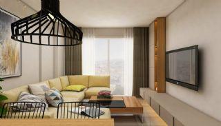 Prisvärda lägenheter nära Antalyas flygplats i Kepez, Interiör bilder-16