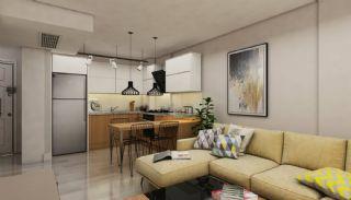 Prisvärda lägenheter nära Antalyas flygplats i Kepez, Interiör bilder-17