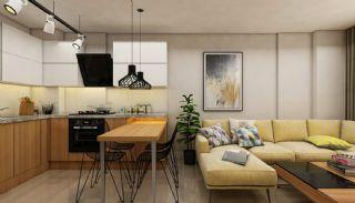 Prisvärda lägenheter nära Antalyas flygplats i Kepez, Interiör bilder-19