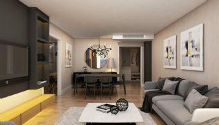Prisvärda lägenheter nära Antalyas flygplats i Kepez, Interiör bilder-2
