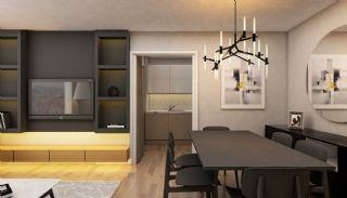 Prisvärda lägenheter nära Antalyas flygplats i Kepez, Interiör bilder-3