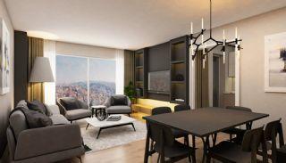 Prisvärda lägenheter nära Antalyas flygplats i Kepez, Interiör bilder-4