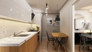 Prisvärda lägenheter nära Antalyas flygplats i Kepez, Interiör bilder-6